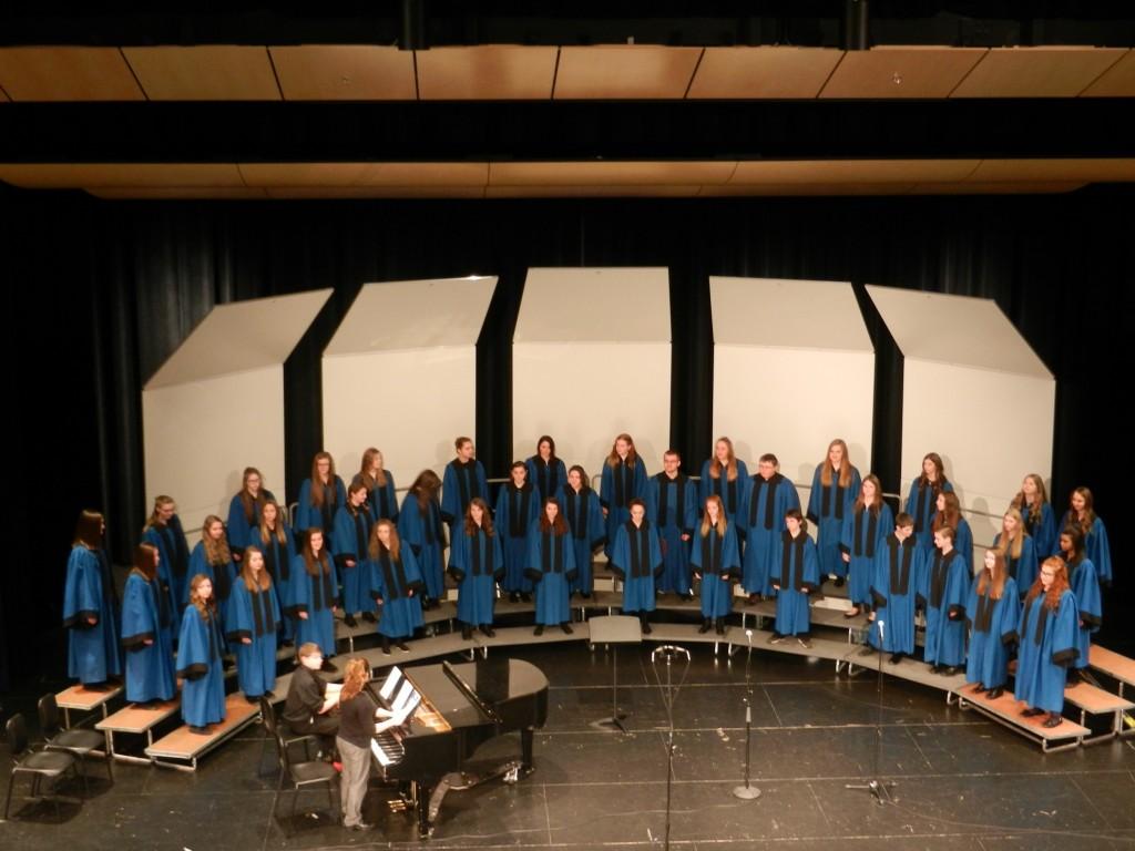 LCRMEA Regional Choir Festival 2016-7
