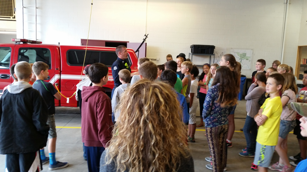 Summer School at Firehall