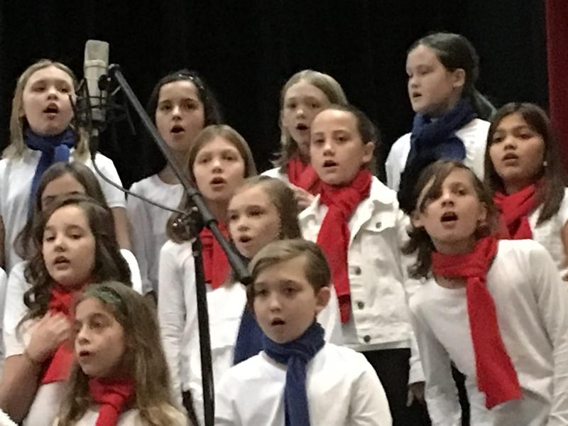 ES Holiday Choir