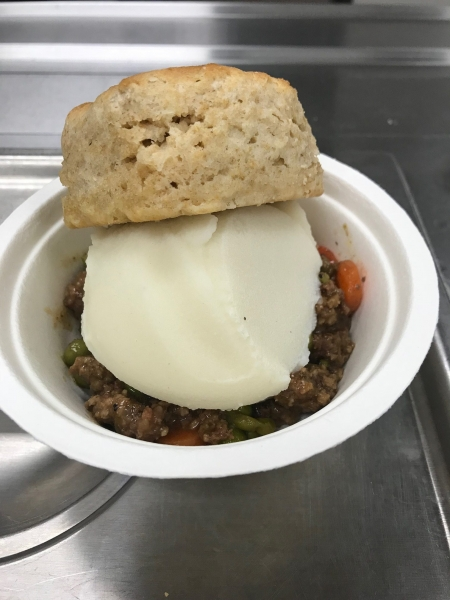 Scratch-Made Shepherd's Pie
