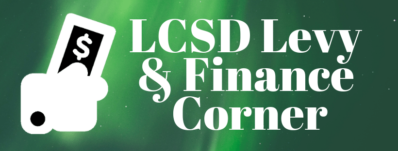 LCSD Levy and Finance Corner