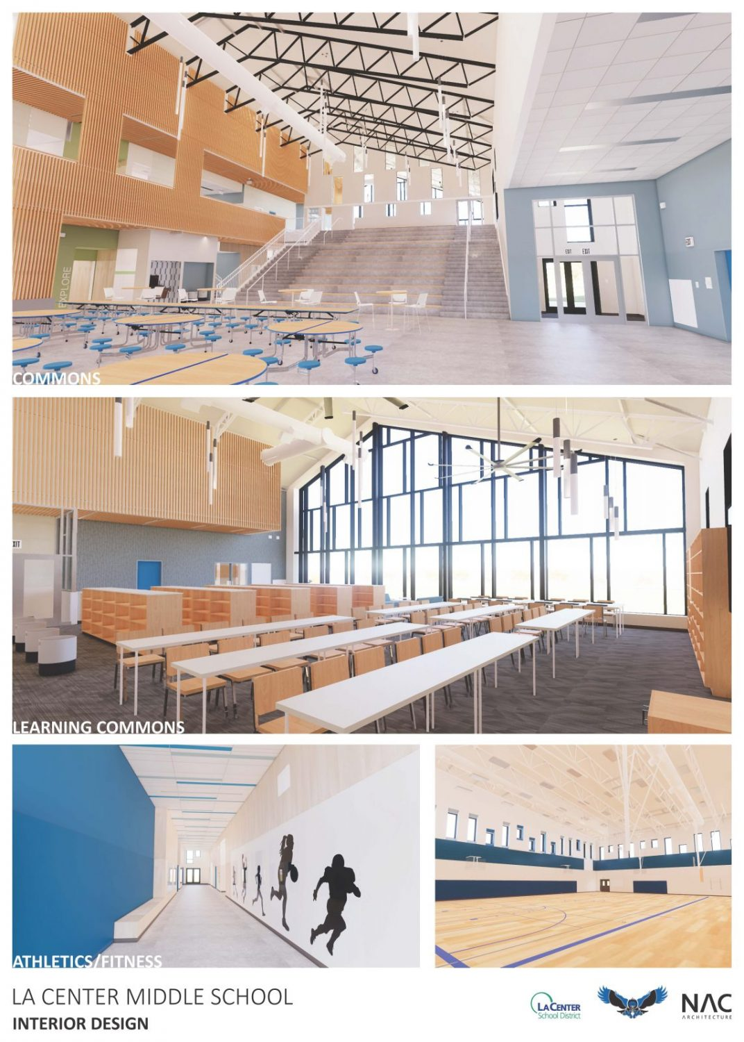 LCMS VR Tour of new Building May 2019